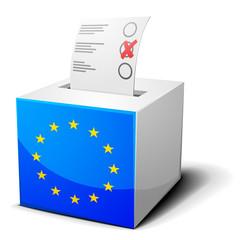 ballot box EU