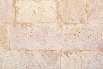 Ancient wall stone texture background