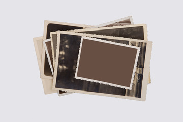 vintage frame shabby photo 3