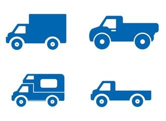 Wall Mural - Trucks