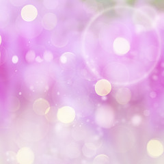 Purple  Festive background