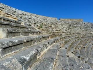 Théâtre Amphithéâtre Hiérapolis Hierapolis 7