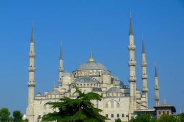 Mosquée bleue Sultanahmet Camii Istanbul 2