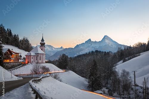 Купить недвижимость на зимнем курорте баварии