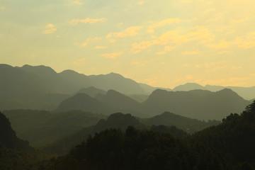 sıradağlar&dağlar