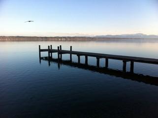 Lake Starnberg Jetty