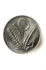 Lira 10 lire Italia 1976 ليرة إيطالية Итальянская лира