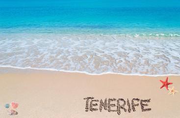 tenerife writing