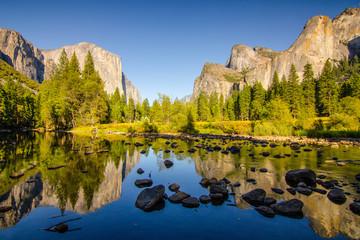 Yosemite Wall mural