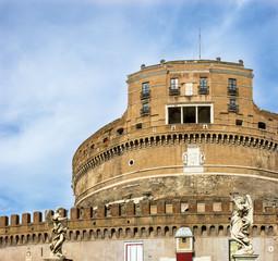 Roma, castel sant'angello