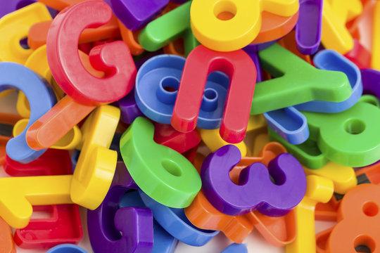 Buchstaben und Zahlen
