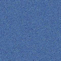 Seamless texture denim, vector background