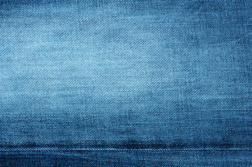 Rough denim blue background