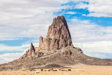 Fotoväggar - Atathla Peak