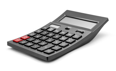 Obraz calculator - fototapety do salonu