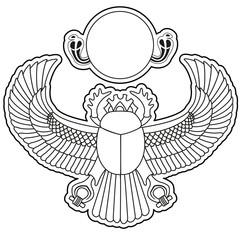 Scarab vector