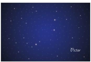 Constellation Pictor