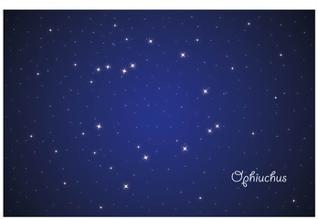 Constellation Ophiuchus