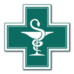 Logo pharmacie.