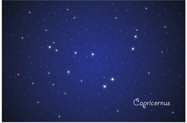 Constellation Capricornus