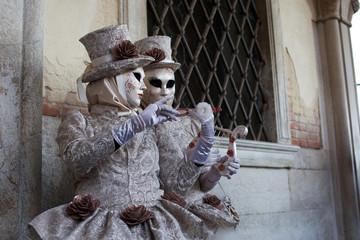 Wall Mural - Venice Carnival