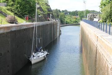 Trollhättan Kanal
