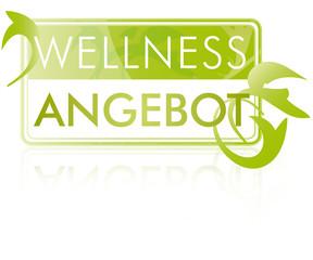 Wellness-Angebot grün