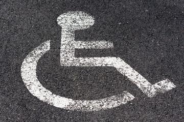 Symbole handicapé