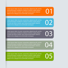 Business Infographic. Design elements