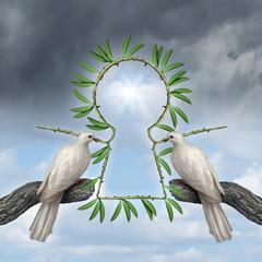 Key To Peace