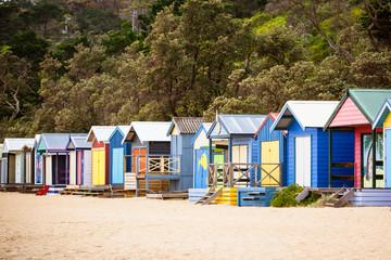 Australian Beach Huts