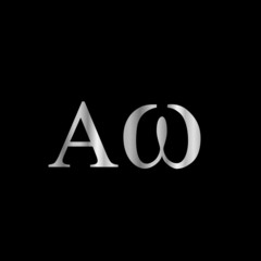 Greek Letters- Alpha and Omega