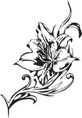Flower Tattoo floral