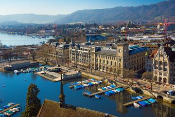 historisches Frauenbad Zürich