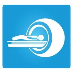 MRI machine, CT scanner