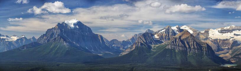 Banff park landscape Fototapete