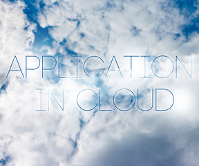 Application in Cloud