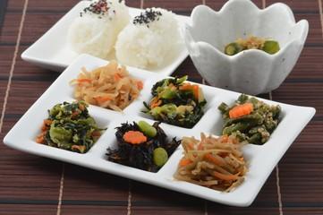 和食料理のワンプレート