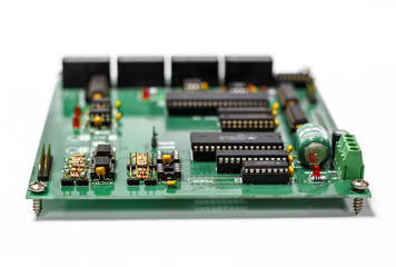 Electronic circuit and component background