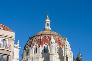 San Manuel and San Benito Church in Madrid, Spain