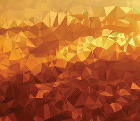 Background texture triangle geometry new world future