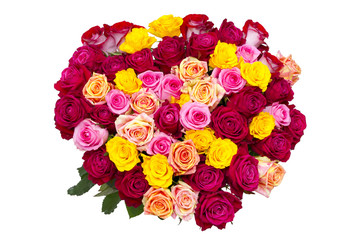 Bouquet Of Roses Gift for Valentine's day