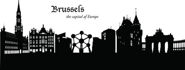Brussels_Cityscape