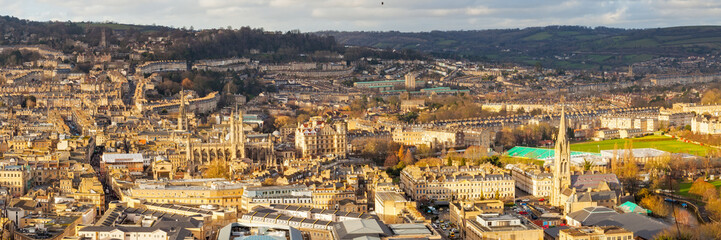 City of Bath Somerset England UK Europe