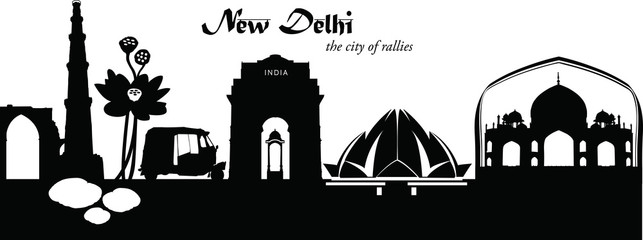 New_Delhi_Cityscape