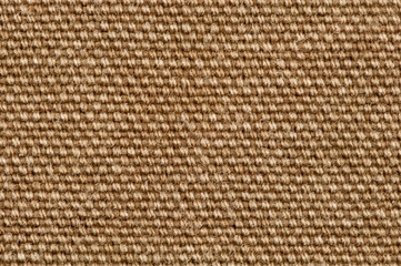 Brown denim cloth background