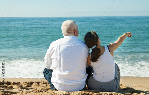Dating with an older man