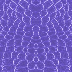 blue reptile skin closeup