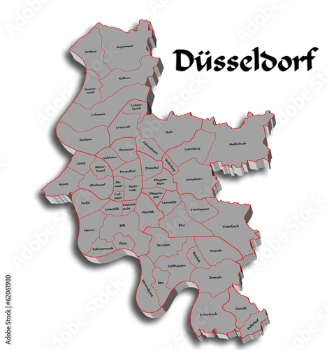 Düsseldorf Stadtteile Karte.Düsseldorf Stadtteile Stockfotos Und Lizenzfreie Bilder Auf Fotolia