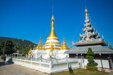 Jongkum temple thailand
